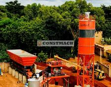 Constmach Stationary Concrete Batching