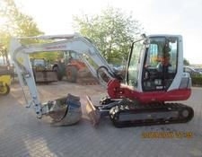 Takeuchi TB250 Powertilt