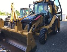 Caterpillar 432E PREMIER YOJSTIC 444 428 jcb