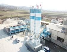 Fabo POWERMIX 100 FIXED CONCRETE BATCHING PLANT | NEW GENERATION