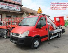 Iveco Daily 20 m Multitel MX200 (technical inspection)