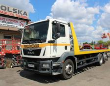 MAN TGM 26.340 (depanagge, assistance, iveco, volvo, mercedes, sacan