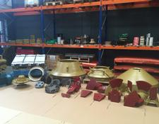 Spare parts for TRIO® equipment