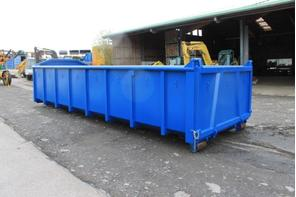 Weidinger Abroll Container  Absetz Container