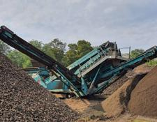 Powerscreen Chieftain 1400 T