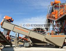 Constmach SAND WASHING MACHINE / SCREW WASHER - 100 tph
