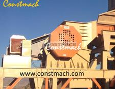 Constmach 1.100 x 850 mm OPENING SIZE, 250-300 tph CAPACITY,