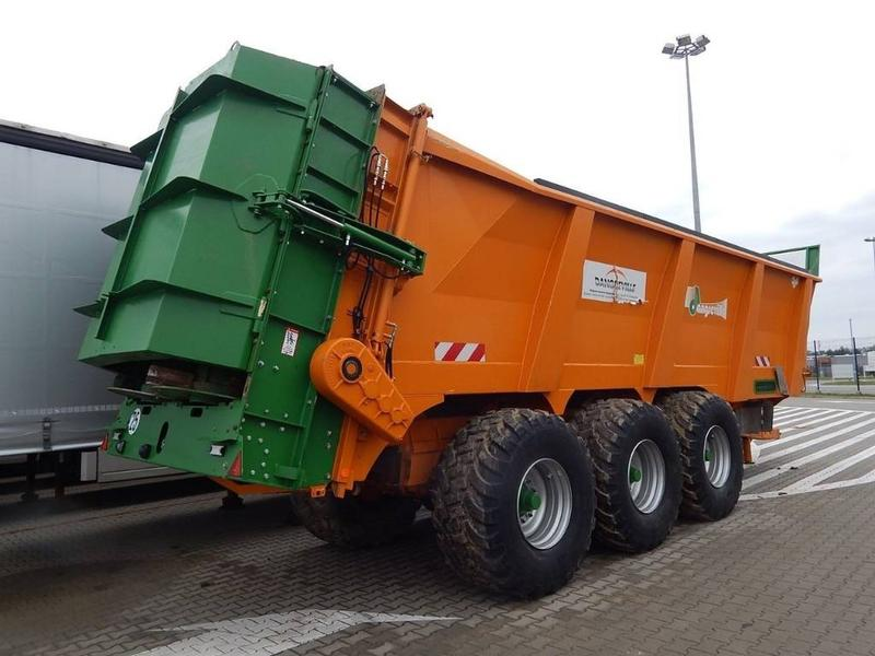 Dangreville MANURE SPREADER SAS ETS DANGREVILLE TS 3240