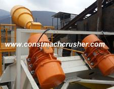 Constmach DEWATERING SCREEN & HYDROCYCLONE READY TO SHIPMENT!