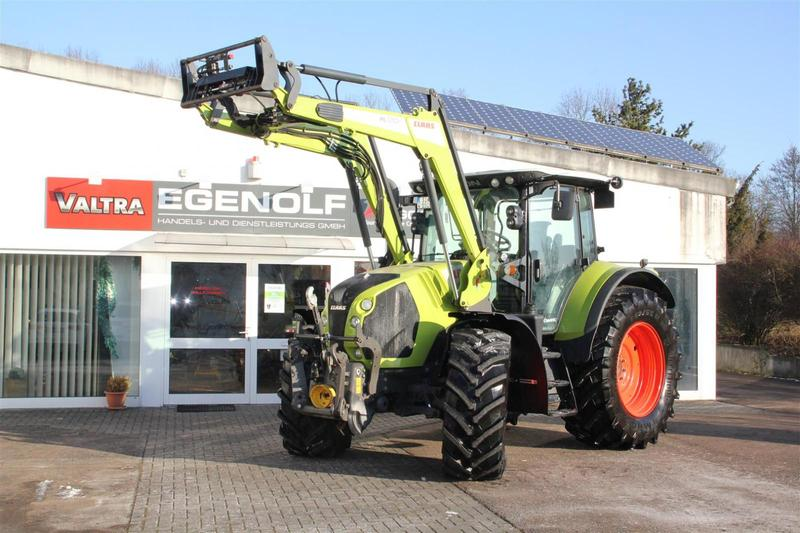 Claas Arion 550 CMATIC mit Maxi Care Garantie