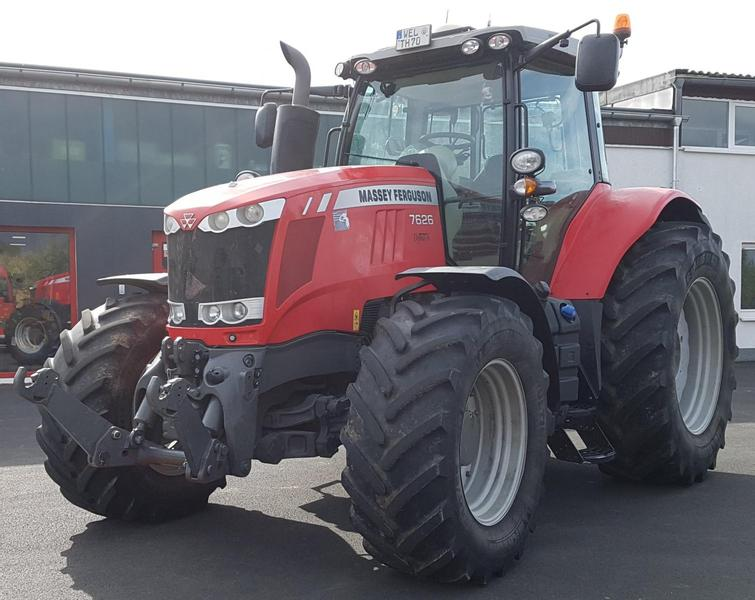 Massey Ferguson MF 7626 Exclusive