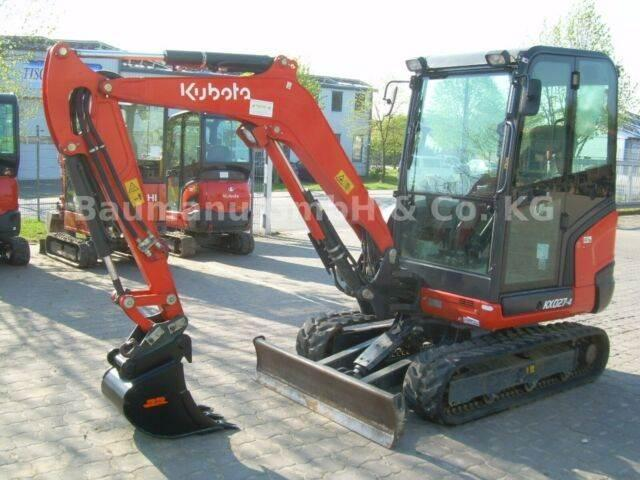 Kubota KX 027-4 High Spec, Bj 18, 500 BH, MS03, TL