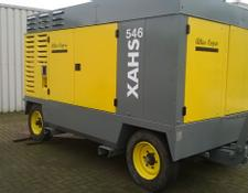 Atlas Copco XAHS 546 MEGA  12bar=defect